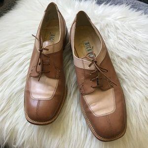 🌞Vintage Nickels🌞 Lace Up Dress Sneakers